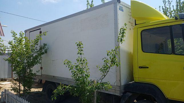 Обмен будку на 40-тонник(контейнер)