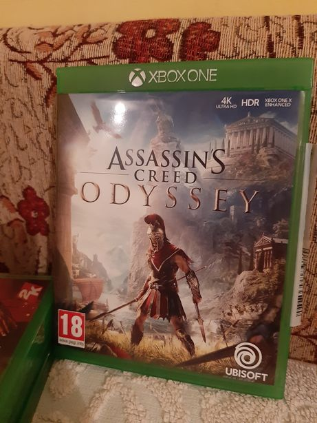 Asassin's Creed Odyssey XBOX ONE