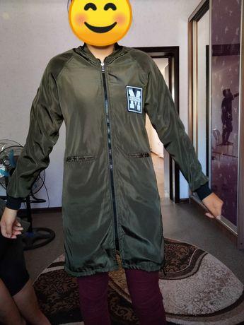 Куртка подростковая для девочек.