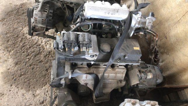 Двигатель на Лада Ларгус и Рено K7M, K4M