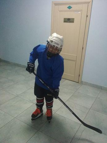 Хоккейная форма 7-10 лет.