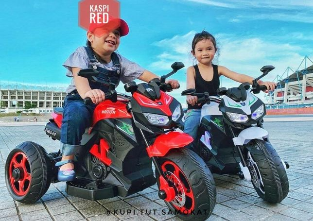 Электромотоцикл детский Motor Drive