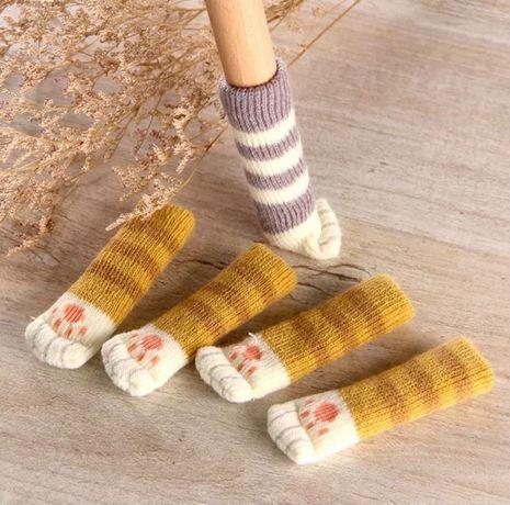Чорапи за стол,аксесоари чисто нови