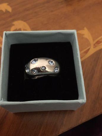 Inel argint YSL Saint Laurent pentru colectionari