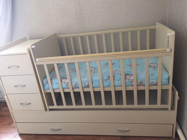 Детская мебель/Кровать