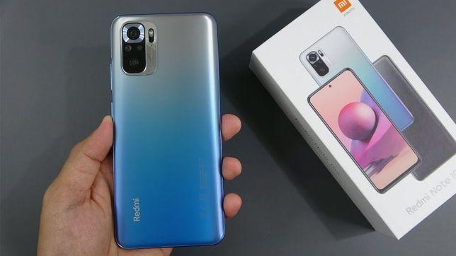 Xiaomi Redmi Note 10 PRO Blue 6/64gb