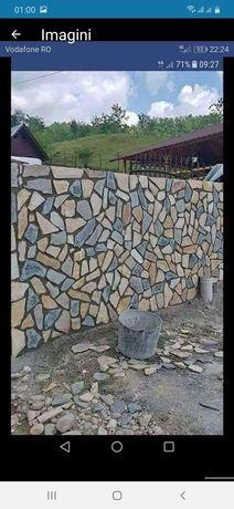 Piatră combinatii de culori