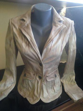 Дамско яке/сако естествена кожа