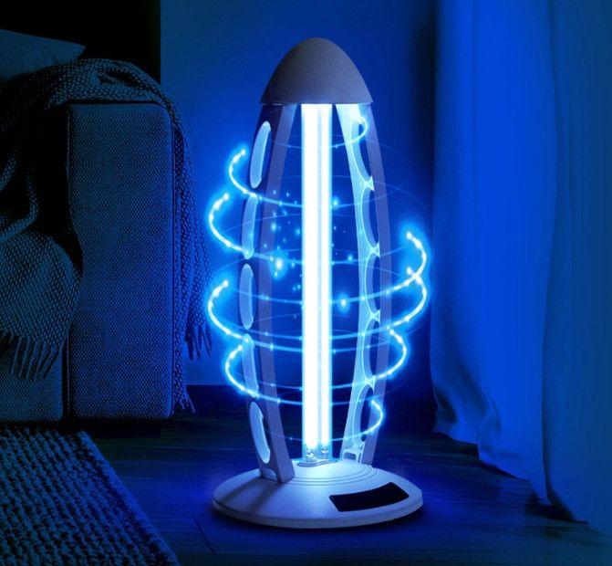 Бактерицидная обеззараживающая лампа кварцевая, озоновая Алматы - изображение 1