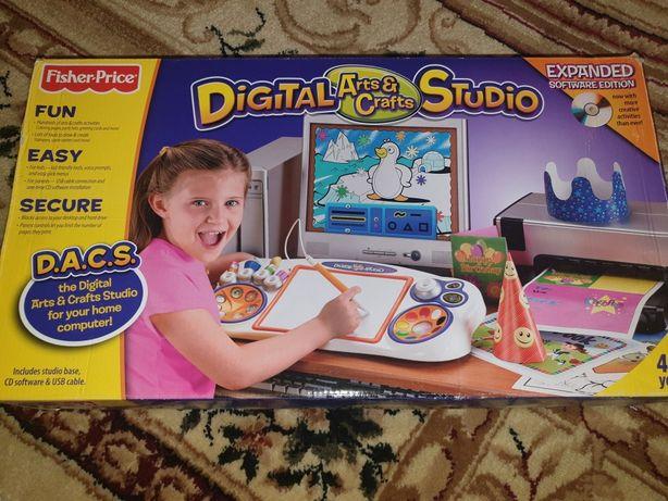 Fisher Price Digital Studio Arts and Crafts