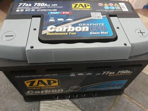Baterii solare 77A rulote