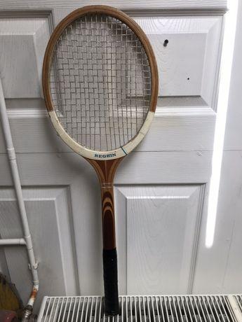 Racheta de tenis vintage