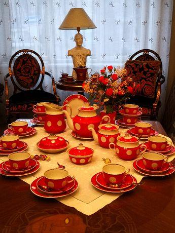 Чайный сервиз на 12-ть персон