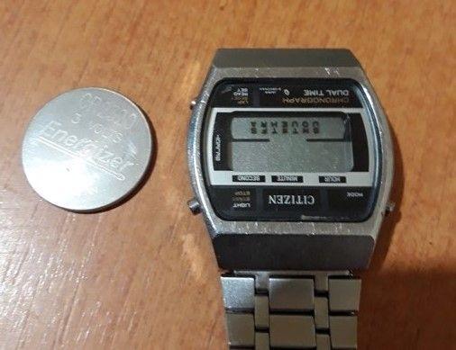 Ceas CITIZEN - gn 4-s - Dual Time- Model RAR -anul 1970