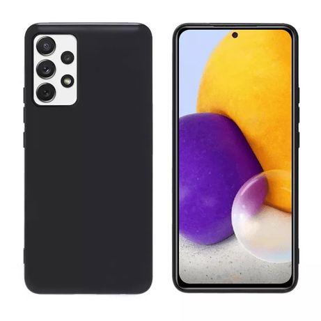 Матов Силиконов Кейс за Samsung Galaxy A12 A32 A52 A72 5G S21 Ultra
