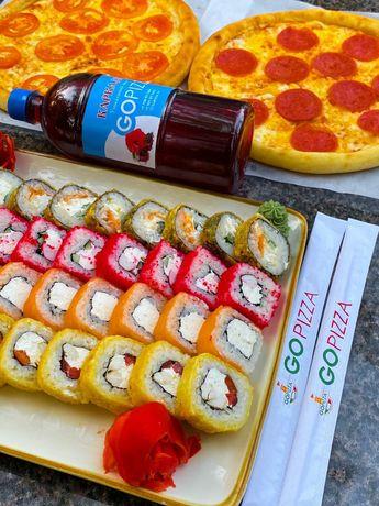 Доставка суши пицца чикен бесплатно