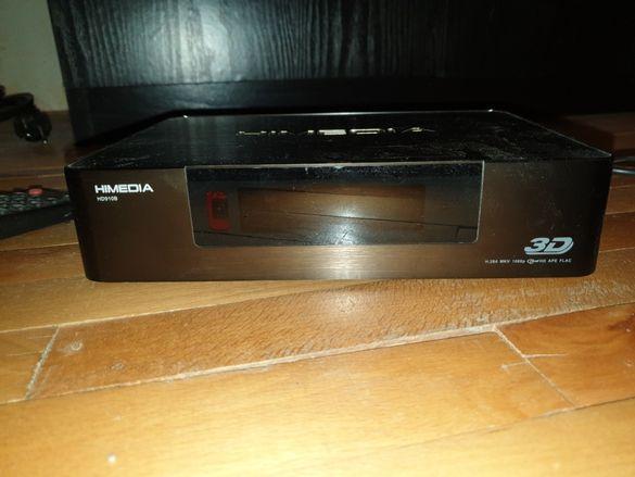 3D Blu-ray/DVD player плеър HiMedia