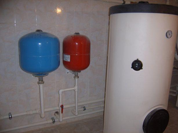 Промывка котлов, теплообменников отопления и ГВС в частном доме