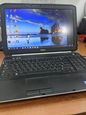 Ноутбук Dell для работы и учёбы Core i5