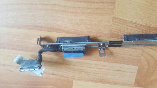 Cablu cu mufa pentru 2 hdd sata