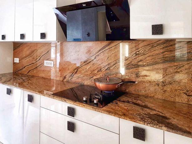 Blat de bucătărie prelucrat din granit sau marmura