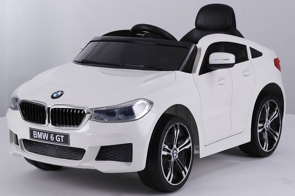 Masinuta electrica Kinderauto Bmw Seria 6 GT 12V PREMIUM #ALB