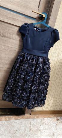 Платье коктейльное на девочку