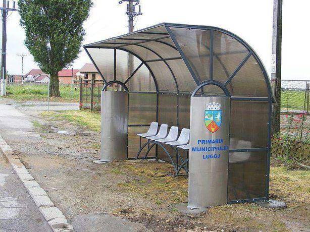 stație autobuz