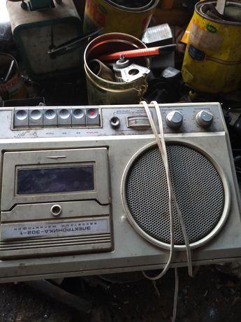Продам магнитофон электроника 302-1