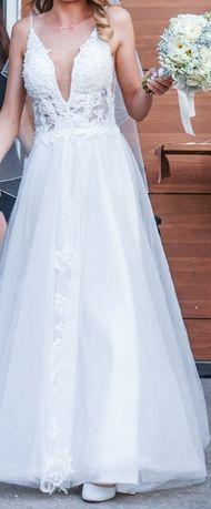 Романтична рокля за булка