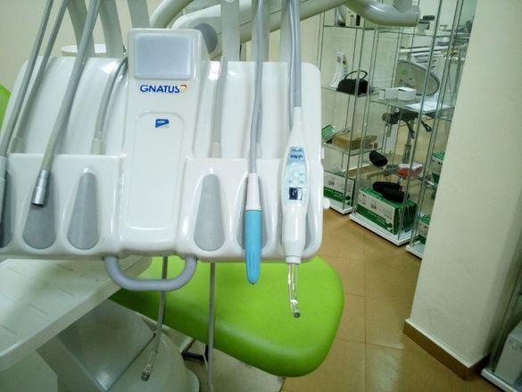 Стоматологичен стол Гнатус(МОЖЕ ДА БЪДЕ ПЛАТЕН НА 10 ВНОСКИ )