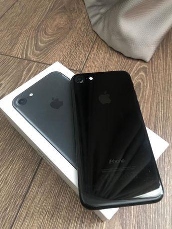 Iphone7 128 гб jet black