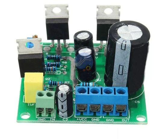 Jlhl 1969 modul amplificare audio in clasa A