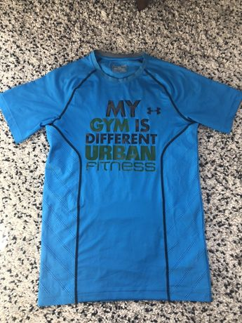 НОВА мъжка тениска Under Armour S размер