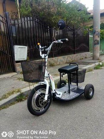 Triciclu Electric E-Trike si Dizabilitati-Handicap