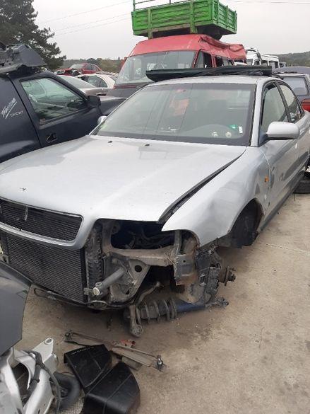 Ауди А4 1.8т Audi A4 1.8t на части