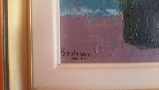 Tablou semnat Maurice Boulogne