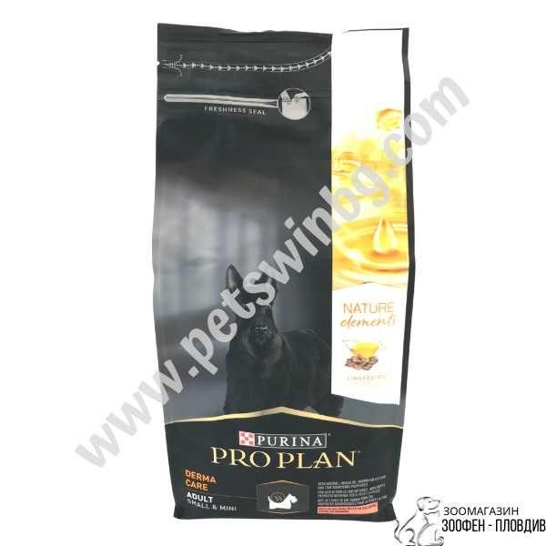 Purina ProPlan Derma Care Small&Mini Adult 2кг - Храна за Кучета