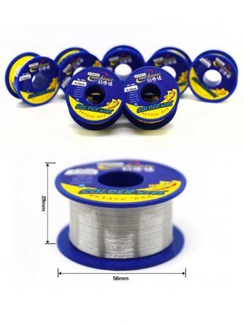калай ролка mechanic sx862 60g. 0.8 mm