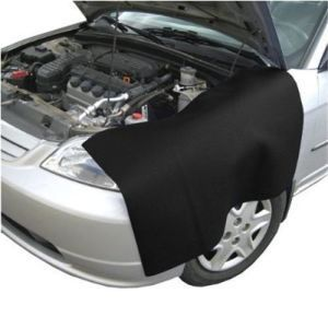 Защитно магнитно покривало за автомобили