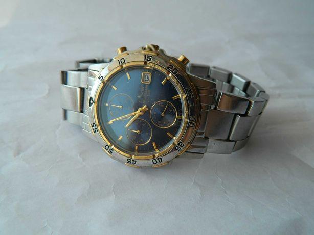 Ceas barbatesc chrono vintage ACCURIST din otel cu data cod A8