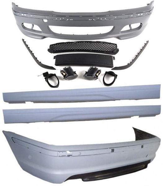 Тунинг M Technik пакет за БМВ / BMW E46 Седан BodyKit М техник пакет гр. София - image 1
