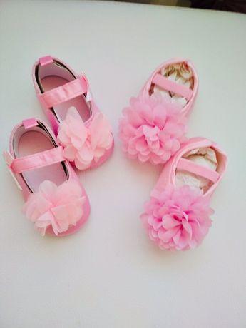 Papucei bebeluși