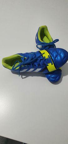 Vand Adidas nitrocharge 3.0 cu crampoane, fotbal, ghete, stare ca NOi
