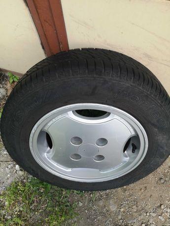 алуминиеви джанти и нови летни гуми 165 70 13
