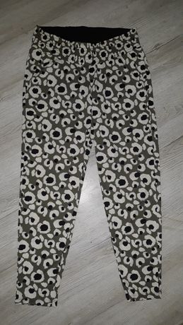 Pantaloni pt gravida, masura S, H&M
