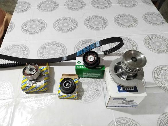 Ангренажен комплект с водна помпа за Опел Вектра В