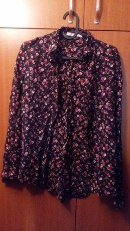 Camasa cu model floral C&A marimea S