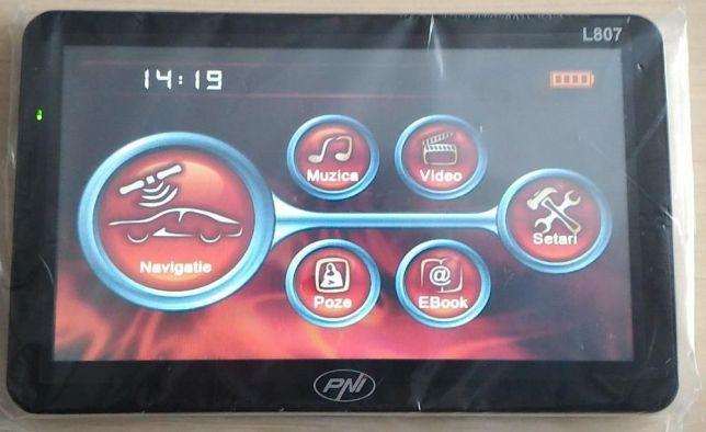 GPS pni 4 softuri dedicate camion - garantie 2 ani- vandut de zadi.ro