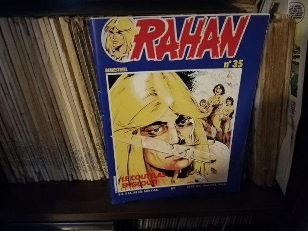 Colectie reviste Rahan - schimb cu auto(variante)